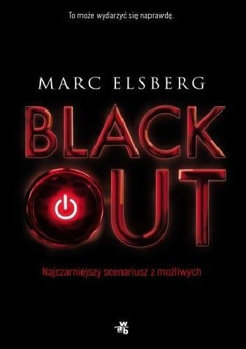 Okładka książki Blackout