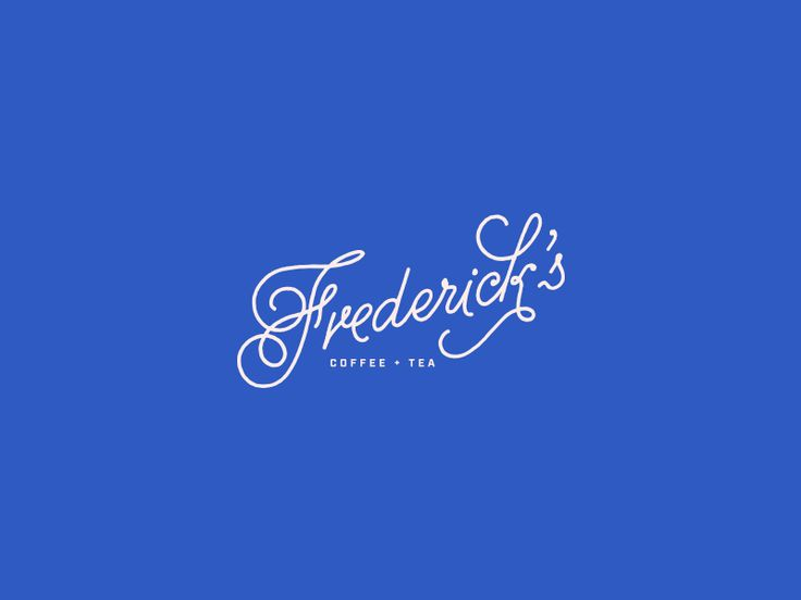 Frederick's Coffee + Tea by Audrey Elise