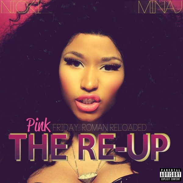 excelente CD  Pink Friday: Roman Reloaded The Re-Up