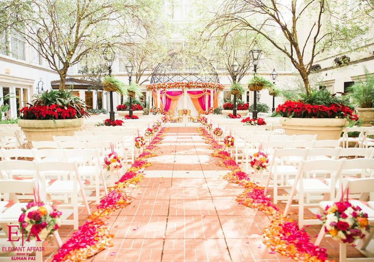 The 32 best gazebo mandaps images on pinterest indian bridal outdoor gazebo for garden theme wedding indian outdoor mandap photography by jessica janae photography junglespirit Image collections