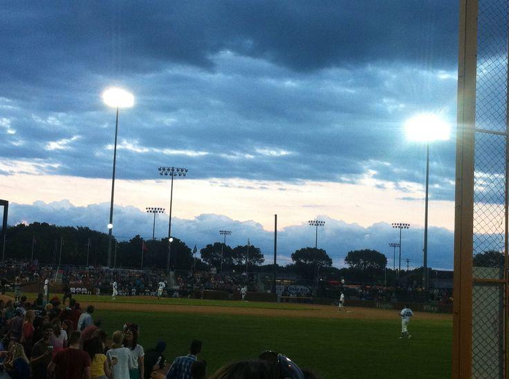 Madison mallards madison baseball field hometown