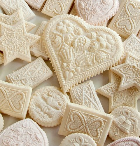 Springerle Cookie Recipe (Classic Swiss recipe that uses no butter)