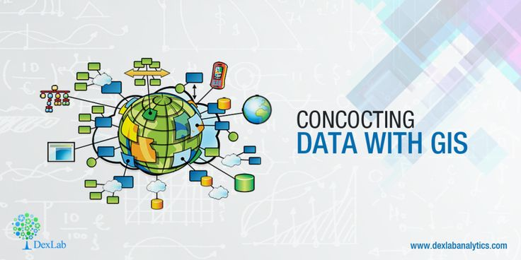 Concocting Data with GIS