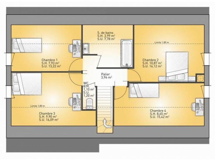 Stunning Maison Moderne De Luxe Plan Images  Amazing House Design