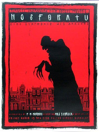 Nosferatu (1922) by Friedrich W. Murnau at Bio Oko
