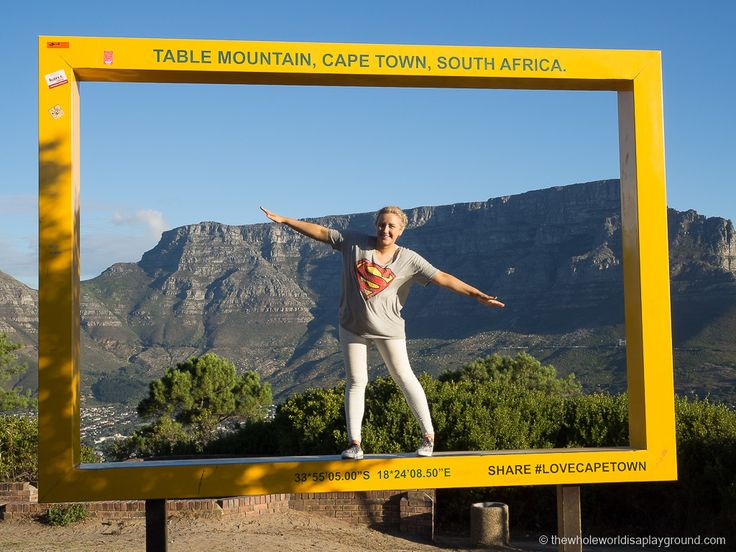 Cape Town: 15 of the best sights! Our tips and must see sights! #capetown #southafrica #guide