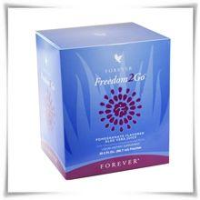 Forever Freedom2Go της Forever Living Products.  #ForeverLivingProducts  #AloeVeraJuice  #AloeVera