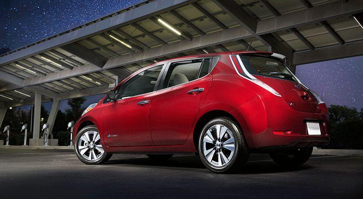 Test Drive Nissan LEAF 2016, 107 millas por carga de batería - http://autoproyecto.com/2016/02/test-drive-nissan-leaf-2016.html?utm_source=PN&utm_medium=Pinterest+AP&utm_campaign=SNAP