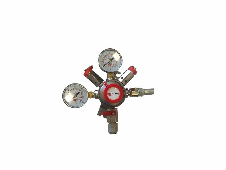 Mixed Gas Low Pressure Regulator £60.00 #mixedgasregulator #lowpressureregulator #beerdispense #beerequipment #cellarsupplies #northeast #beerdispenseequipment