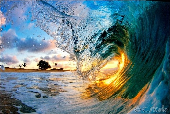 Hawaii 39 S Most Beautiful Waves Magical