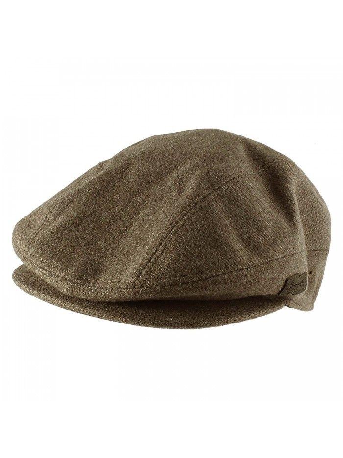Soft Faux Wool Warm Newsboy Cap Gatsby Golf Hat - Olive - Brown ... c0c08cedfa7