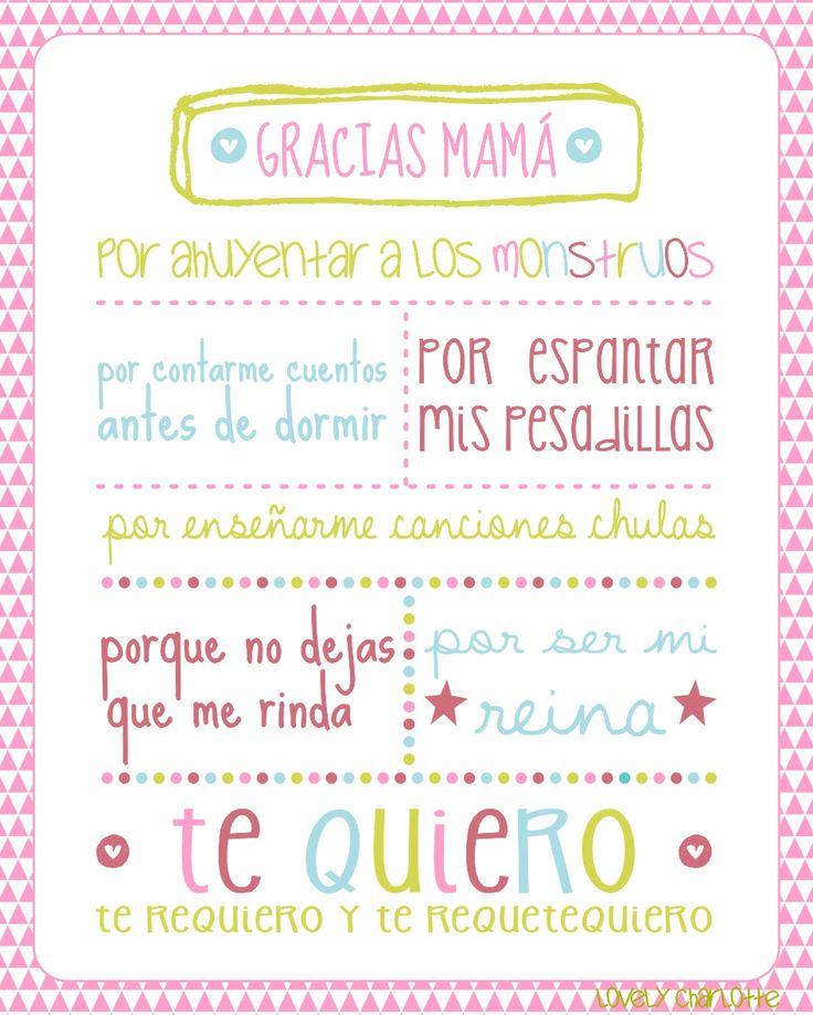 gracias mami ♥ te quiero!
