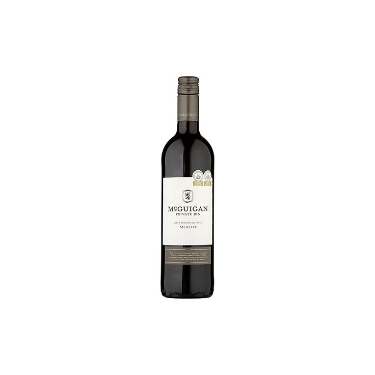 Buy McGuigan Private Bin Merlot 2015 from our Mix & Match range today from George at ASDA.