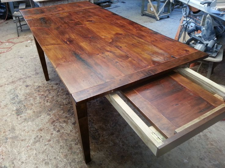 Hide Away Table Looking At The Leaves D Inside End In A