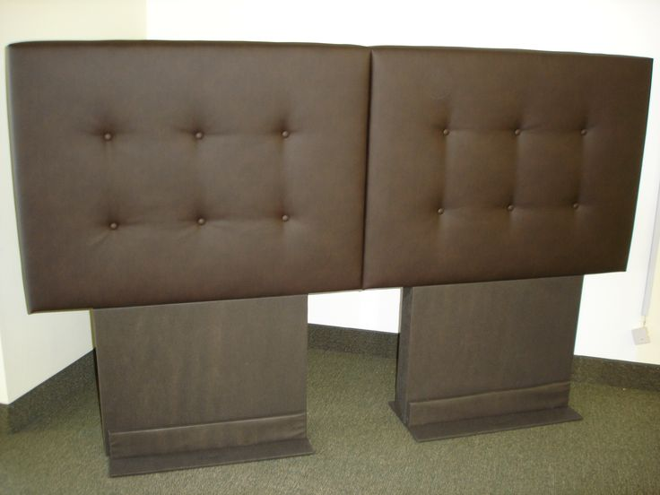 Unique Padded Fabric Headboard Designs Upholstered