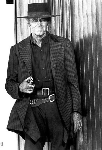 "Henry Fonda plays an evil gang leader well indeed in director Sergio Leone's  ""Once Upon a Time in the West""."