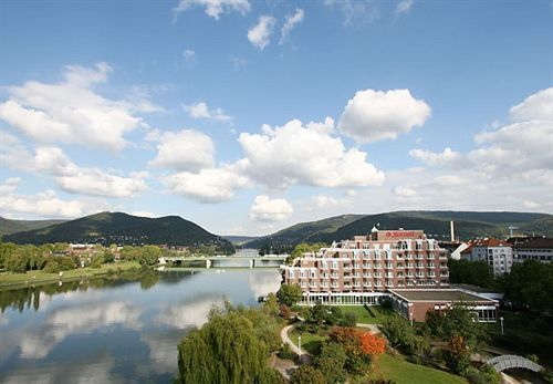 Marriott Heidelberg, Heidelberg, Germany  Hotels in Heidelberg >> http://www.lowestroomrates.com/avail/hotels/Germany/Heidelberg/Marriott-Heidelberg.html?m=p  With a stay at Marriott Heidelberg in Heidelberg, you'll be on a river and convenient to University of Heidelberg New Campus and Heidelberg Castle. This luxury hotel is within close proximity of University of Heidelberg Old Campus and Heidelberg Church of the Holy Spirit.  #MarriottHeidelberg #HeidelbergHotels