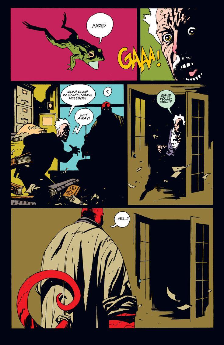 Hellboy 1 Page 24