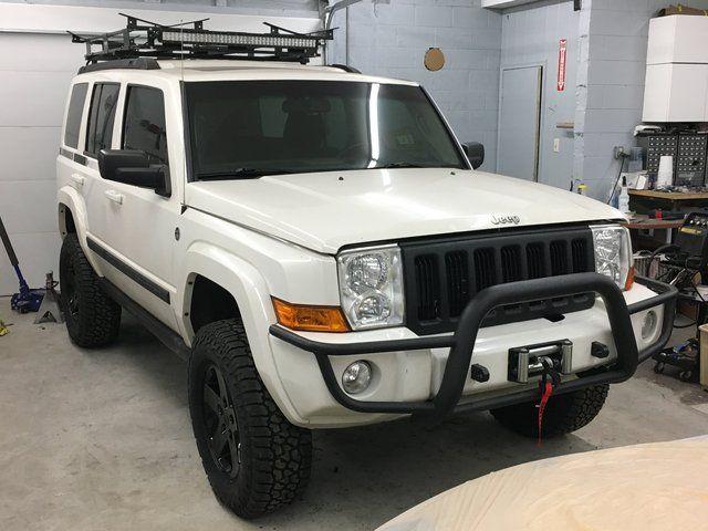 Jeep Commander XK Sport