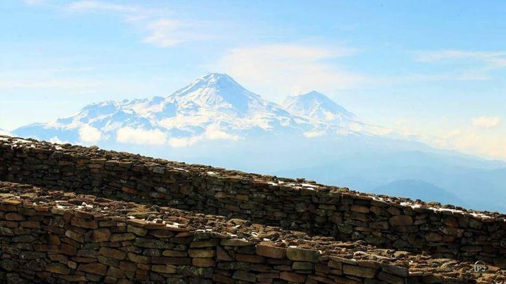 El Monte Tláloc y el inesperado reflejo de la montaña fantasma - Más de México