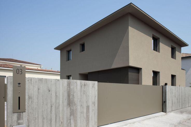 MIDE architetti, Sergio de Gioia, Fabrizio Michielon, Alessandra Bello · 028_Abitazione singola · Divisare