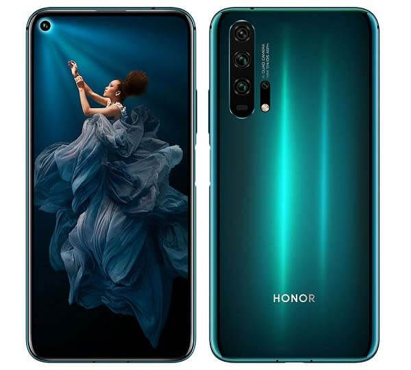 Honor 20 And Honor 20 Pro With Quad Rear Cameras Kirin 980 Soc Announced Price Specifications Huawei Advices Huawei Smartphone Phone Plans