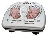 Infrarot Fußmassagegerät mit Fernbedienung für Fußreflexzonenmassage