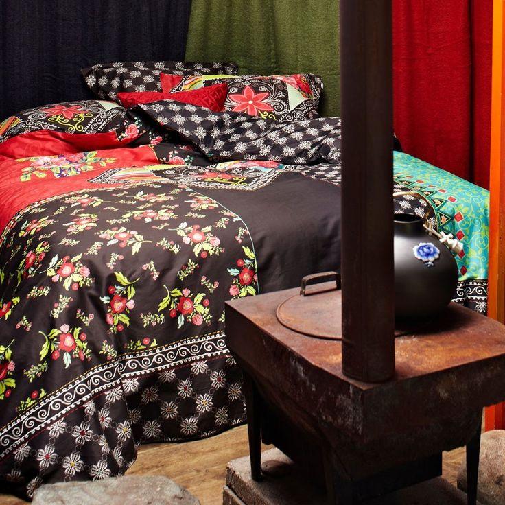 Die besten 25+ schwarze Bettwäschegarnitur Ideen auf Pinterest - stilvolles gotisches schlafzimmer