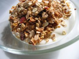 Easy To Make Homemade Baked Granola - #baked #granola #homemade - #new - #baked