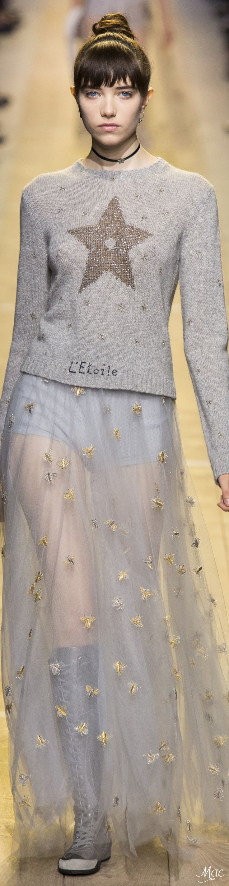 Spring 2017 Ready-to-Wear Christian Dior