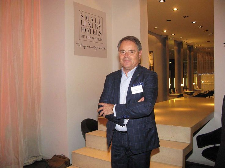 Small Luxury Hotels CEO Says Greece 'Still Value for Money'.