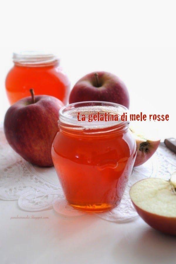 Buongiorno a tutti!   Come anticipato nel post precedente mi trovo alle prese con una cassettina di mele da smaltire, ma le prepar...