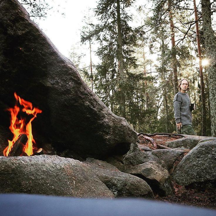 #skogen #lunsj #nature