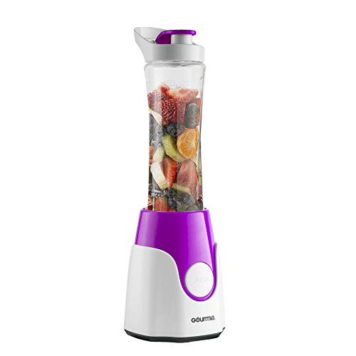 Gourmia GPB250P BlendMate Smoothie Plus Personal Blender