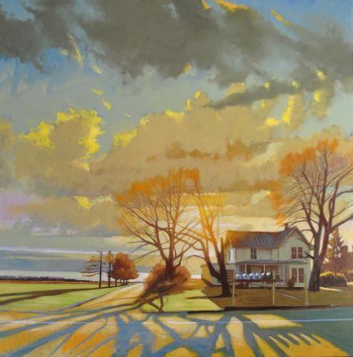 Brian Keeler Studio Artwork Gallery