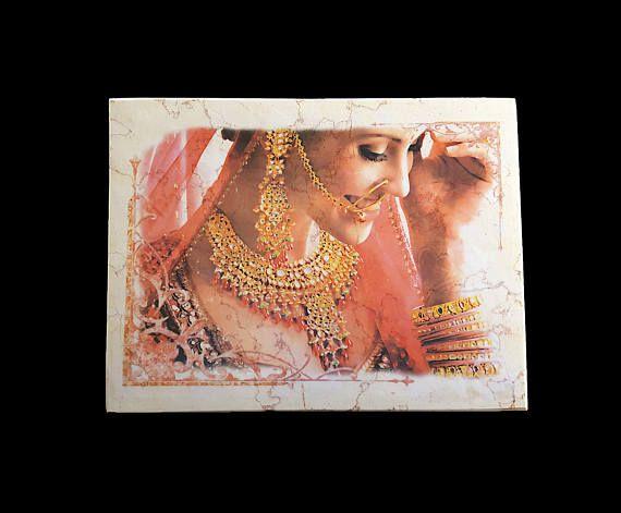 Orienta bride art on stone