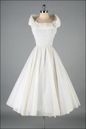 1950s Dress by jennie