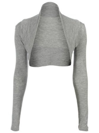 $5.99. As you order your dresses, order one of these LIGHT GREY shrugs as well. Originally I was gonna do the grey cardigans but Jay Jay & I decided that these look more formal. Once again, thank you ladies for doing this. LOVE YOU ALL!