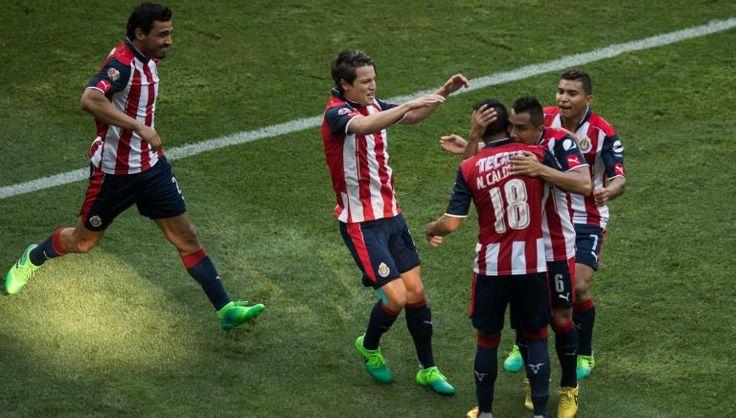 Chivas iguala con Toluca y disputará la Final del C2017