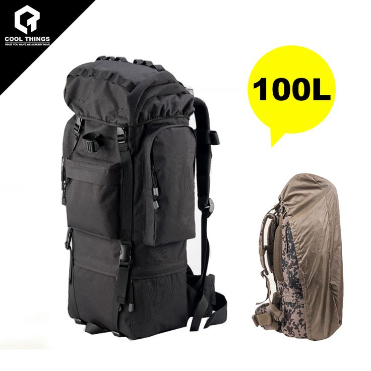 Cheap backpack shoulder, Buy Quality cover load directly from China backpack assault Suppliers: Info:Bag Size:80X35X25CMMaterial:Nylon OxfordWeight:2.6kgColor:7colorschoosenCapacity:100LAppropriate:women