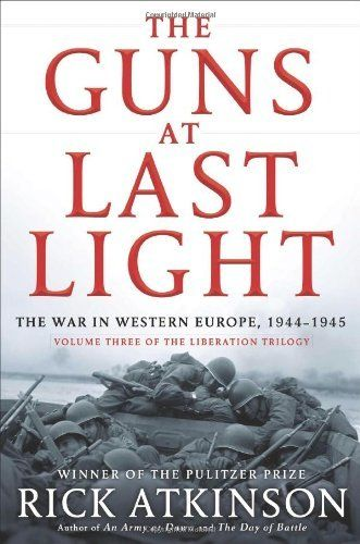 The Guns at Last Light: The War in Western Europe, 1944-1945 (Liberation Trilogy) by Rick Atkinson, http://www.amazon.com/dp/0805062904/ref=cm_sw_r_pi_dp_rAHLrb0F2PBA5