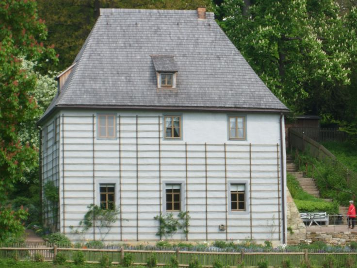 Goethes Gartenhaus, Weimar27