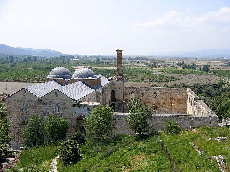 Selçuk Ayasoluk Isabey Mosque -Efes