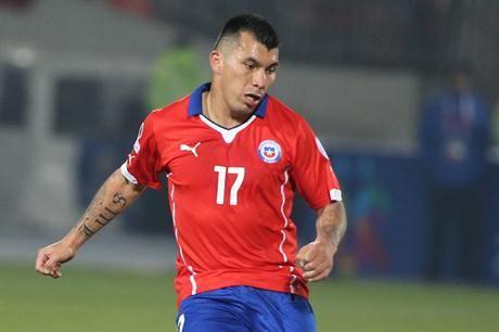 Gary Medel, la bandera de la Roja y el jugador del pueblo - Selección de Chile - canchallena.com