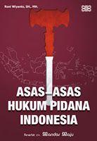 Toko Buku Sang Media : Asas-Asas Hukum Pidana Indonesia