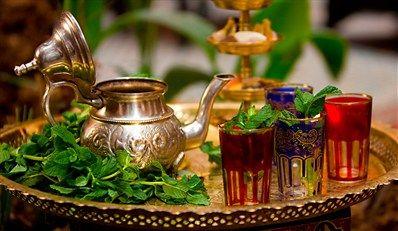 morrocan afternoon tea at momo