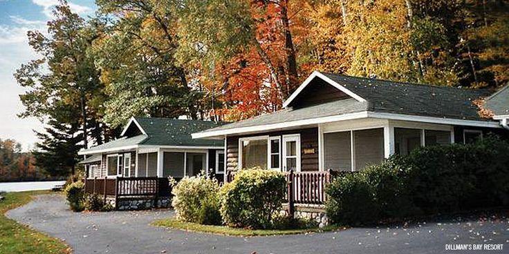 11 best pocomoonshine lake alexander maine rentals images for Fishing cabins in wisconsin