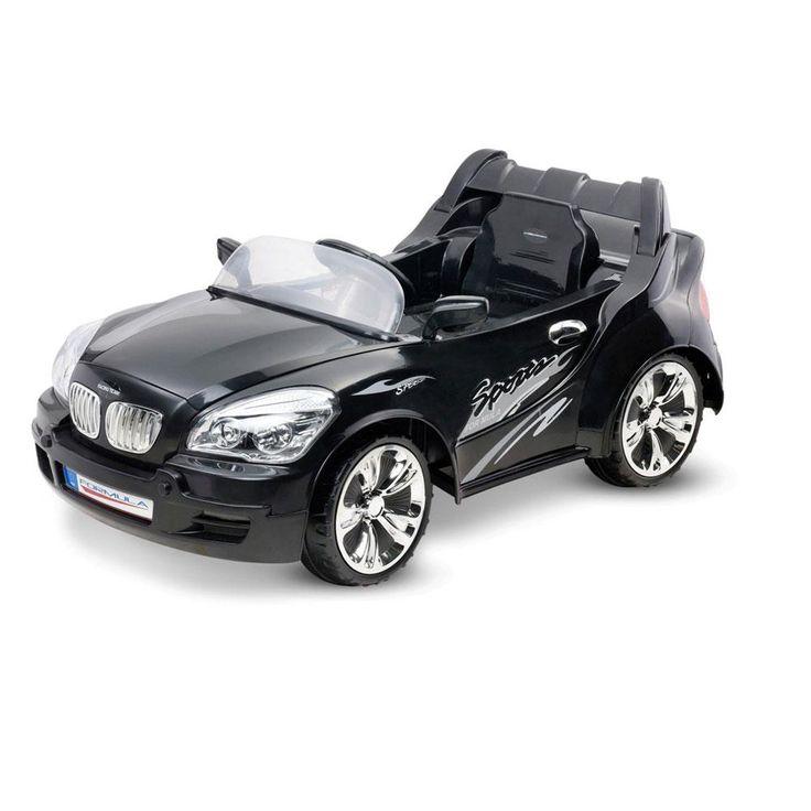 Baby2go 9326 BMW Uzaktan Kumandalı Akülü 12V Araba Siyah En Ucuz