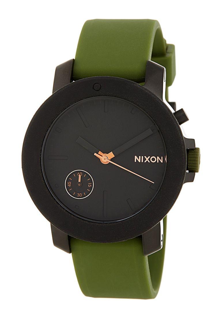 Nixon Raider Watch
