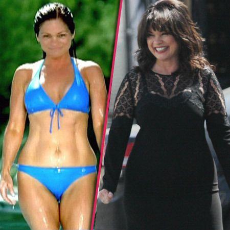 Bertinelli sheds 50 pounds poses in bikini